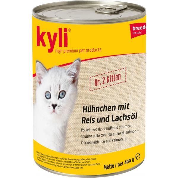 Kyli Katzenfutter