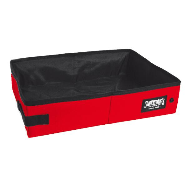 Litter Pan X-Large (2 Gallon) Red